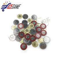 Custom Game machine token Laundry token coins arcade token vending machine token